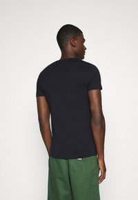 Antony Morato - SUPER SLIM FIT - Basic T-shirt - ink blu - 2