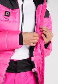 Icepeak - VINING - Skijakke - pink - 7