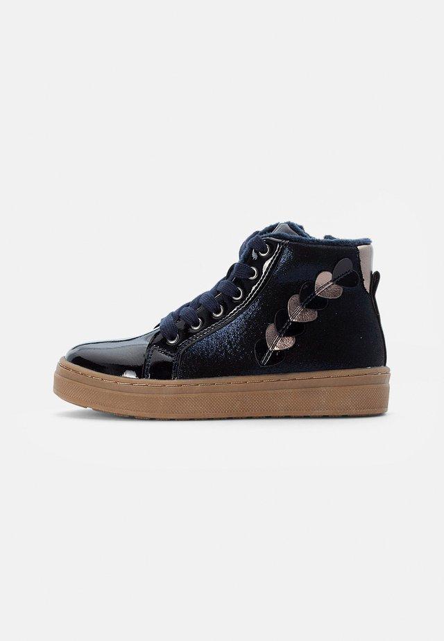 TRAINERS - Sneakers hoog - dark blue