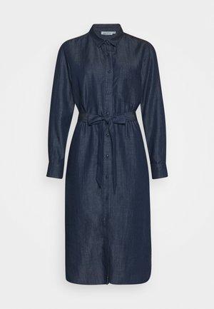 NOOR - Day dress - dark denim