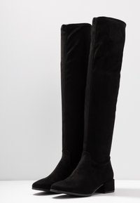 Tamaris - Over-the-knee boots - black - 4