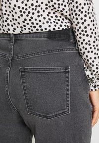 Ética - ALEX ANKLE - Jeans Tapered Fit - black denim - 5