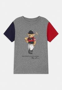 Polo Ralph Lauren - Print T-shirt - andover heather/multi - 0