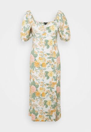 SANNA DRESS - Vestido largo - white dusty light