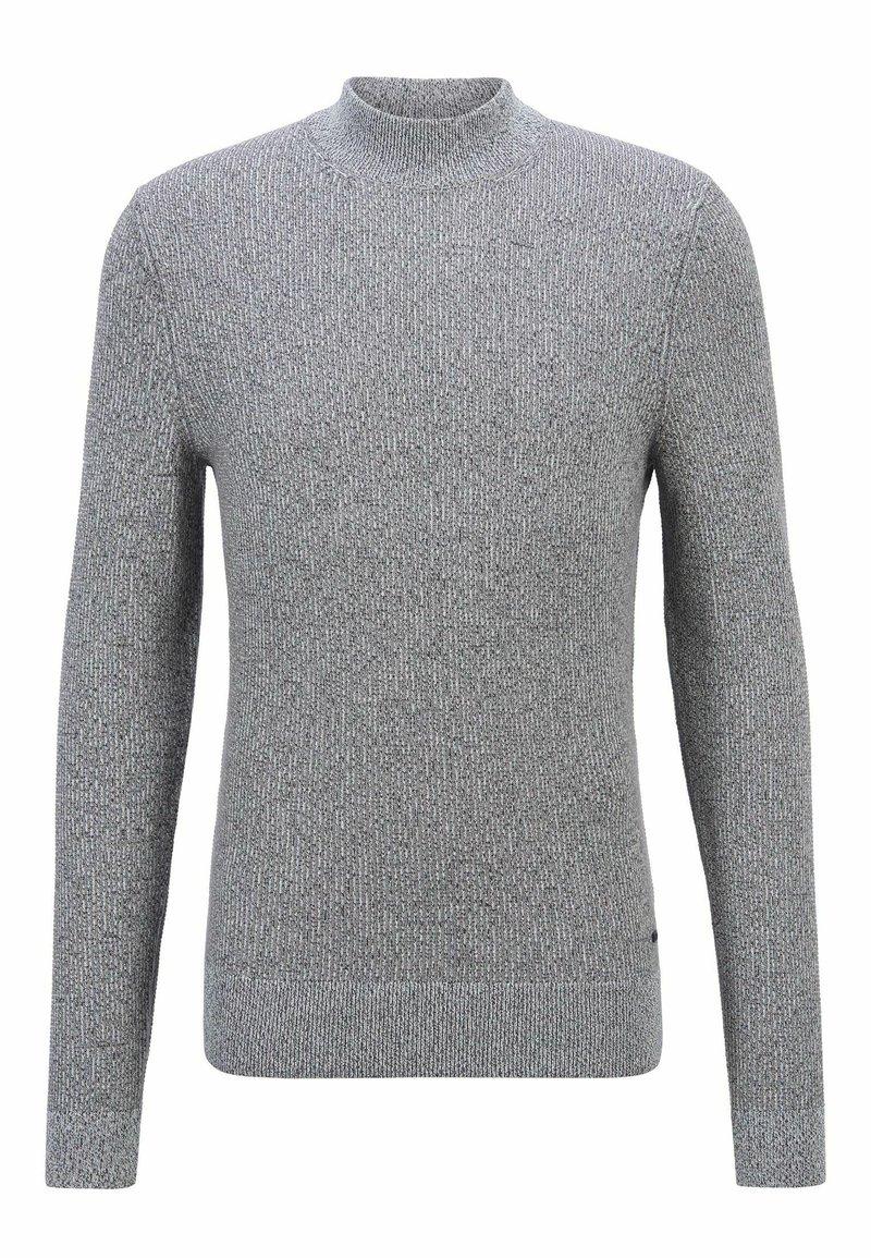 BOSS - KOUSENO - Jumper - dark grey
