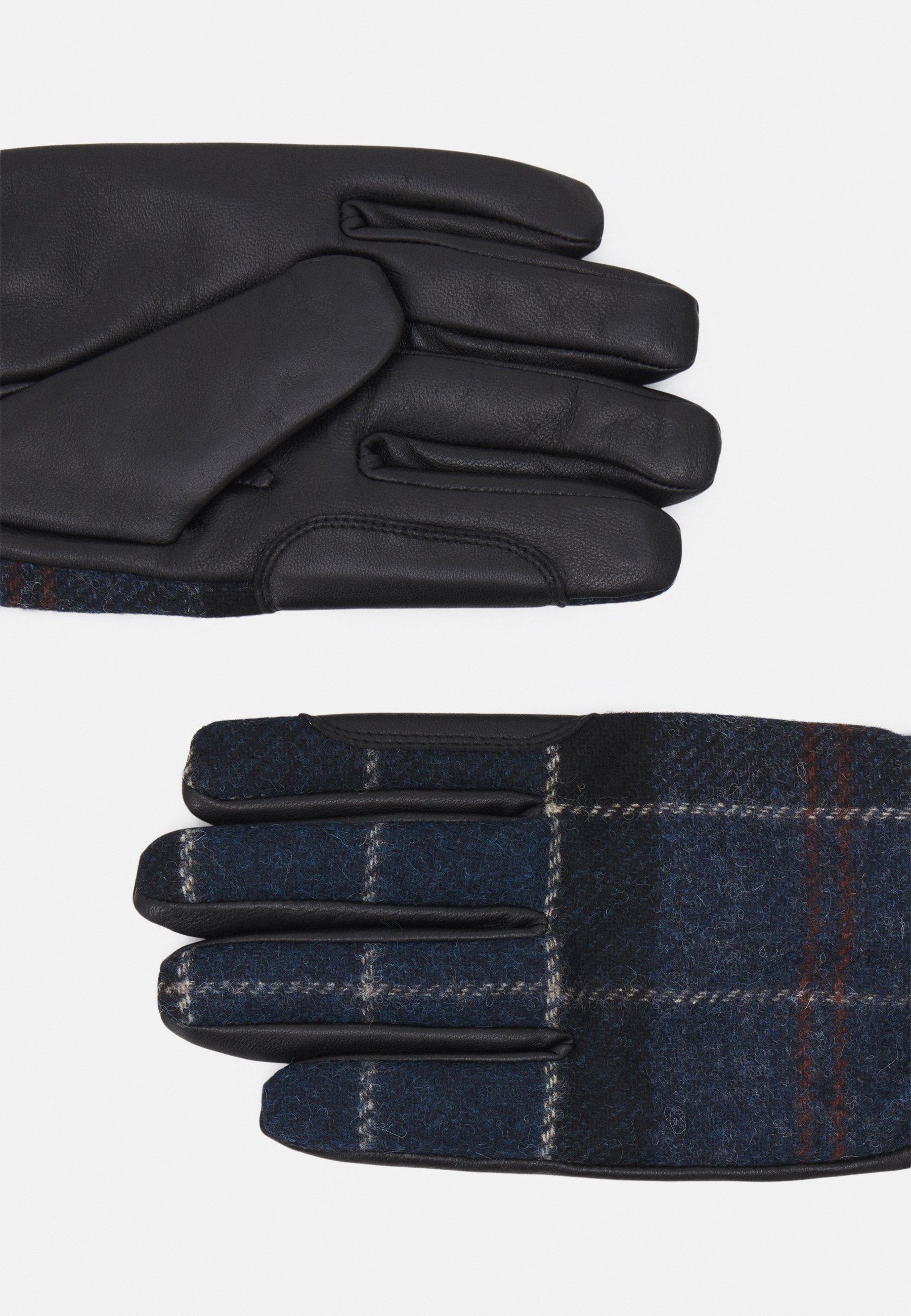 Men NEWBROUGH TARTAN GLOVES - Gloves