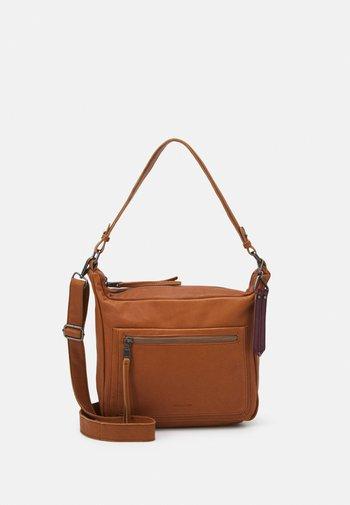 ALWAYS THERE - Handbag - dark honey