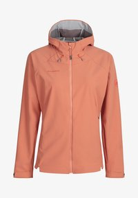 Mammut - SAPUEN  - Soft shell jacket - orange - 6