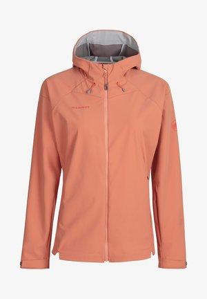 SAPUEN  - Softshelljacke - orange