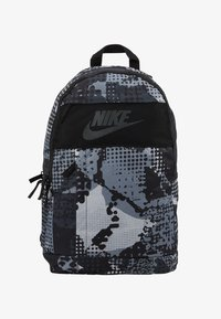 Nike Sportswear - Batoh - black/light smoke grey - 5