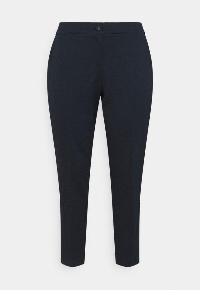 PANTS WITH SIDE PANELS - Pantaloni - sky captain blue
