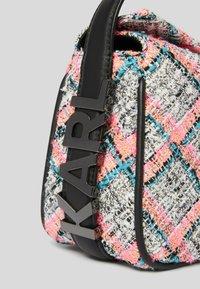 KARL LAGERFELD - Handbag - pink multi - 3