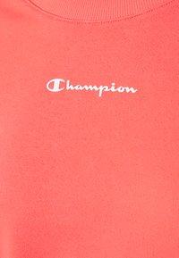 Champion - CREWNECK - Felpa - coral - 2