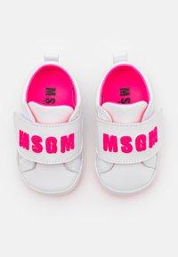 MSGM - První boty - white/pink - 3