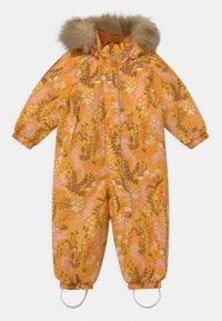 Reima - WINTER LAPPI UNISEX - Snowsuit - orange yellow - 0