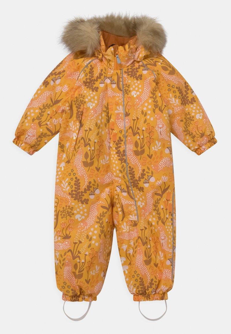 Reima - WINTER LAPPI UNISEX - Snowsuit - orange yellow