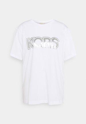 UNISEX - Camiseta estampada - white