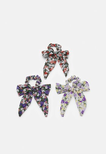 NADI BOW SCRUNCHIE 3 PACK