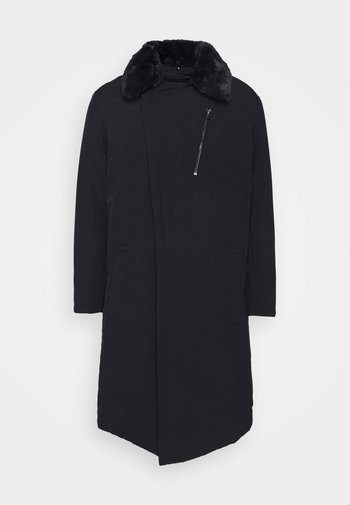 TRENCH - Klasický kabát - blu navy