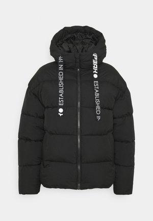 VACHA - Zimní bunda - black
