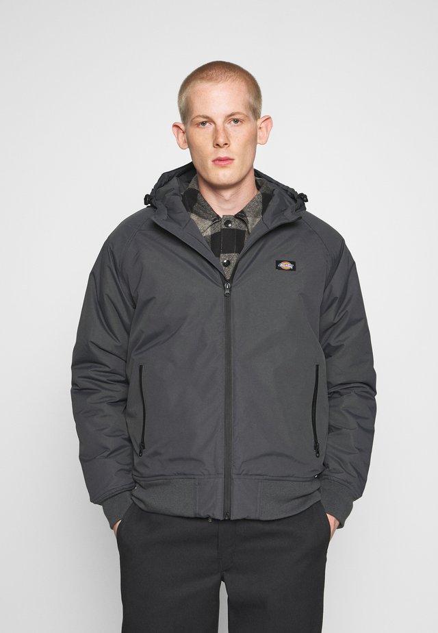 NEW SARPY - Light jacket - charcoal grey