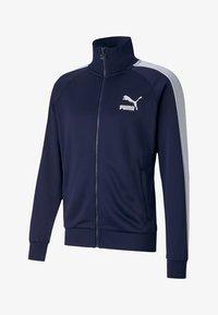 Puma - ICONIC  - Training jacket - peacoat - 3