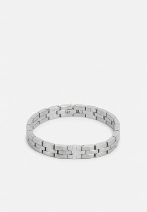 CHUNKY BRACELET  - Bracelet - silver-coloured