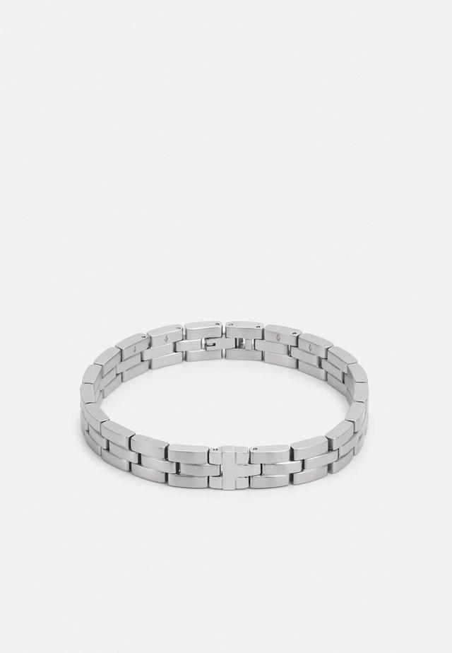 CHUNKY BRACELET  - Bracelet - silver-coloured