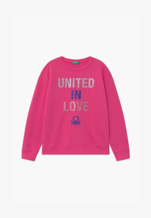BASIC GIRL - Sweatshirts - pink