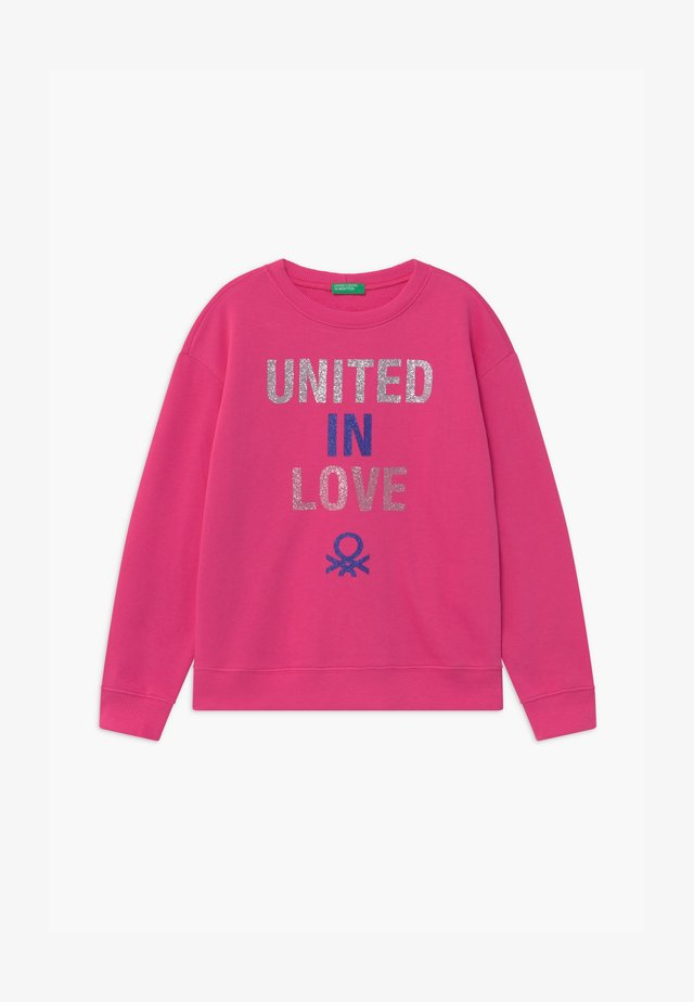 BASIC GIRL - Sweatshirt - pink