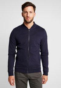 edc by Esprit - Zip-up hoodie - navy - 0