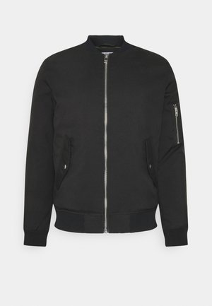 JJBILL JACKET - Bomberjacks - black