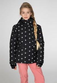 Protest - MIA JR  - Ski jacket - true black - 1