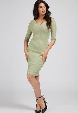 GISELE  - Shift dress - wassergrün