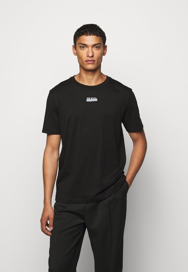 DURNED - T-shirts print - black