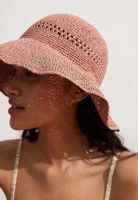 OYSHO - Hat - light pink - 1