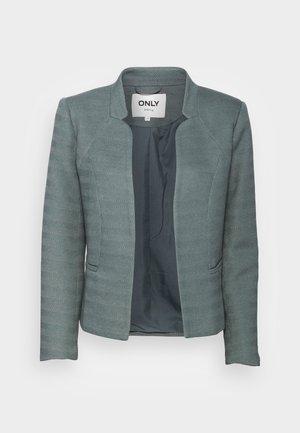 ONLADDY LINEA SHORT - Blazer - balsam green melange