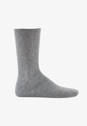 1 PAAR - RELAX SOFT, OHNE - Socks - hellgrau