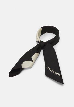 TYRSKY LENNOKKI SCARF - Foulard - black/beige/pink