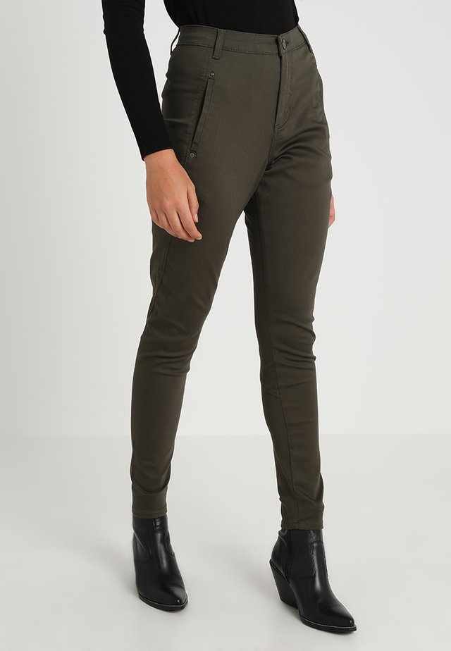 JOLIE - Trousers - army