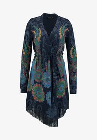 Desigual - Cardigan - dark blue - 5