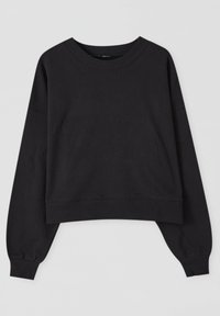 PULL&BEAR - 2 PACK - Felpa - black - 5