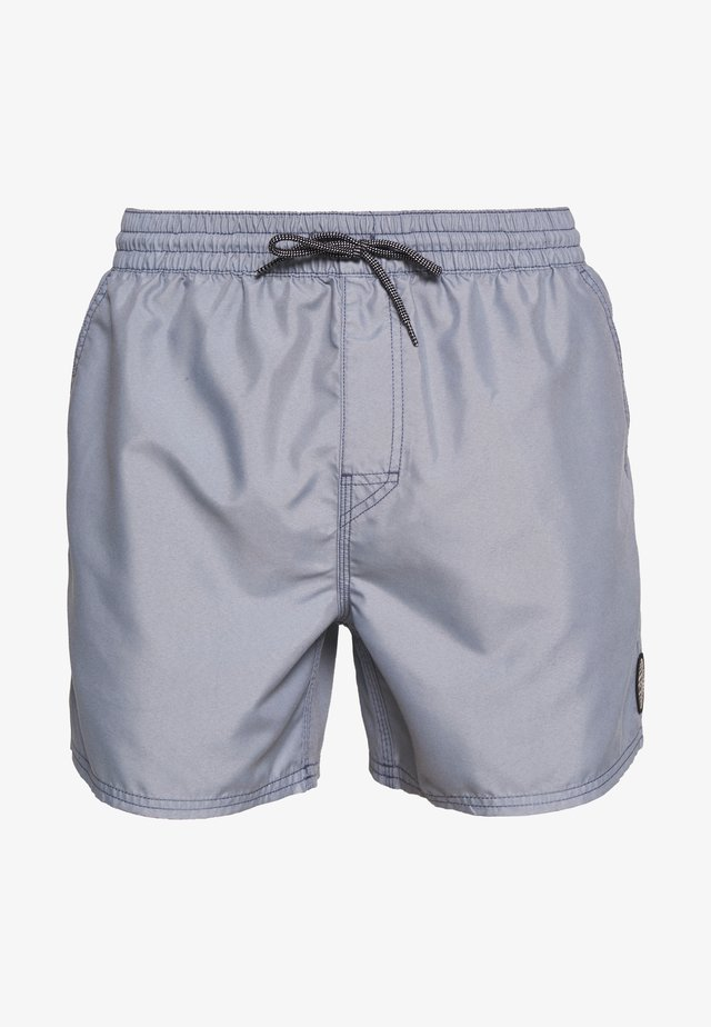 EASY LIVING VOLLEY - Badeshorts - dusty blue