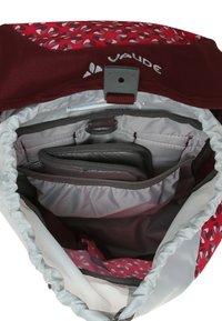Vaude - PUCK 10 - Hiking rucksack - pink - 3