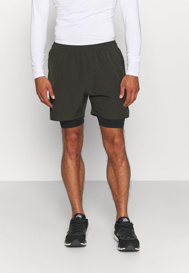 Endurance - GATUN SHORTS - Sports shorts - rosin