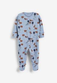 Next - 3 PACK - Sleep suit - dark blue - 2