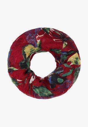 SERIE CANEVA - Kruhová šála - multicolor
