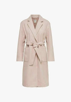 Classic coat - rose smoke