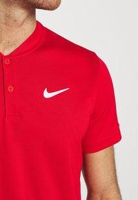 Nike Performance - BLADE - T-shirts basic - university red/white - 4
