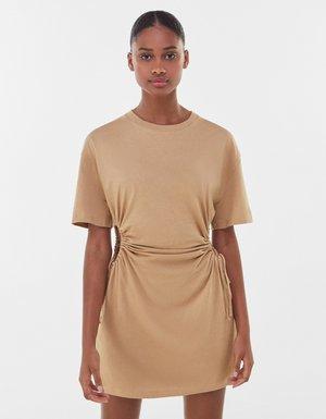 Jerseyjurk - beige